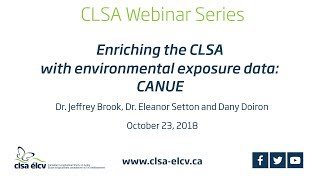 Enriching the clsa with environmental ...