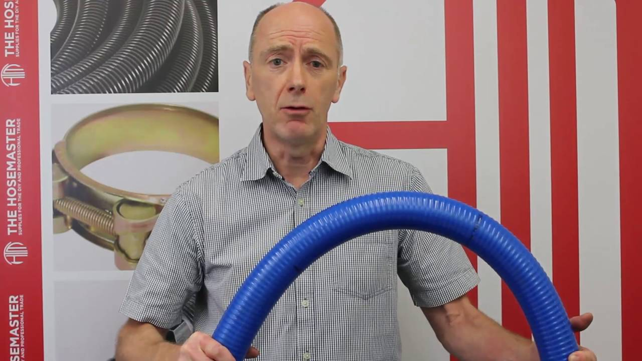 Pegasus Blue PVC Oil Suction /& Delivery Hose