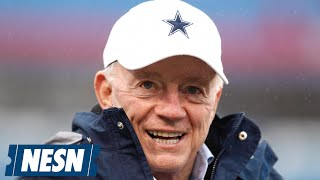 Dallas Cowboys Top Forbes' List Of Most Valuable Sports Franchises