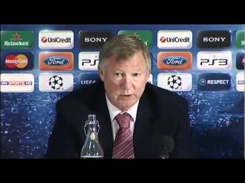 Alex Ferguson confirms Rooney wants to leave Manchester United [HQ]