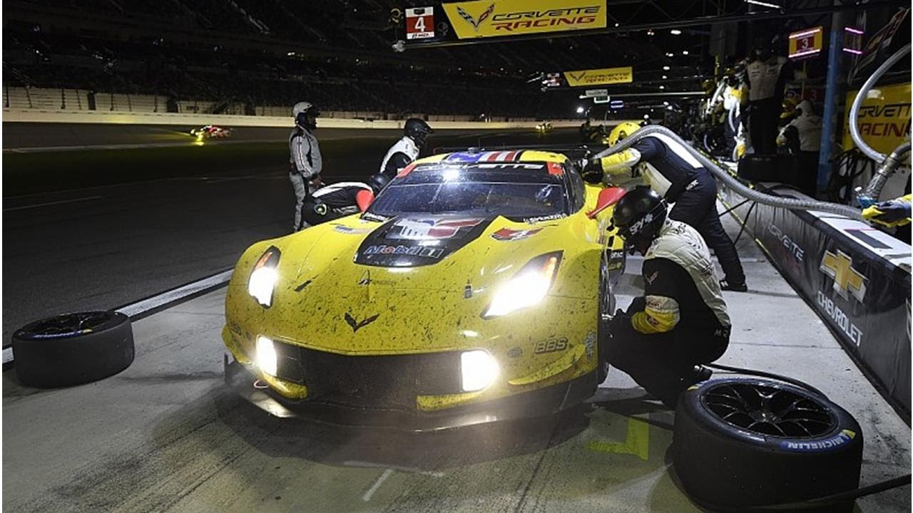 le mans 24 hours 2019 entry list: top us gte cars among final slots