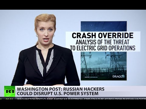The Russians are coming! Hackers could disrupt US power grid, WaPo suggests in 'solid investigation'