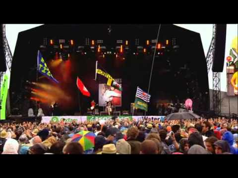 The Vaccines - Under Your Thumb / All In White - Glastonbury 2011