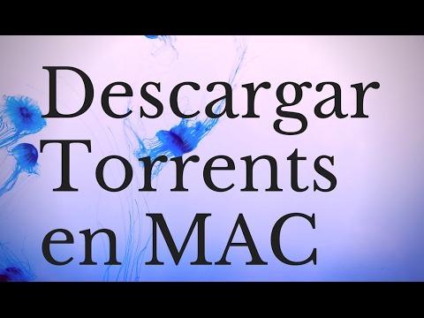 Como descargar archivos torrent en MAC