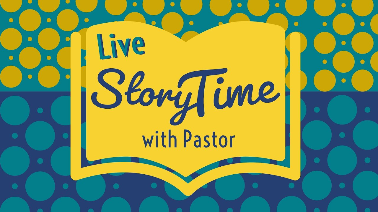 Story Time With Pastor: The Lion's Paw