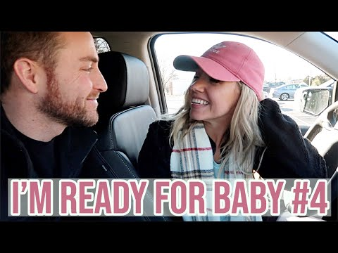 TELLING MY WIFE I AM READY FOR BABY #4 // BEASTON FAMILY VIBES