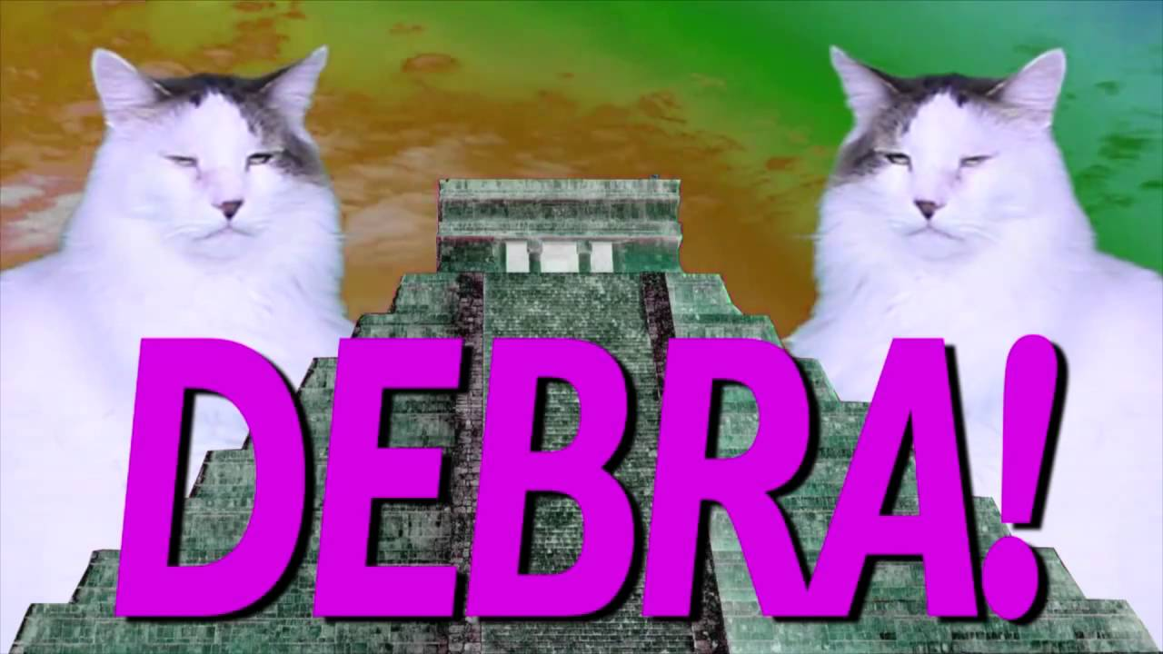 Happy Birthday Debra Youtube