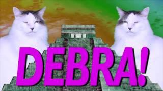 Happy Birthday, Debra!
