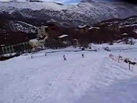 Snowbordando