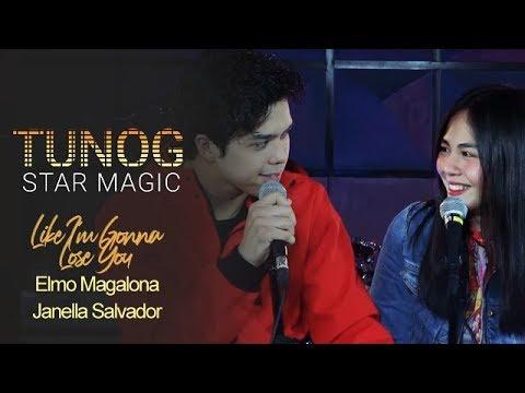 Tunog Star Magic: Elmo & Janella Performs Like I'm Gonna Lose You by Meghan Trainor ft. John Legend