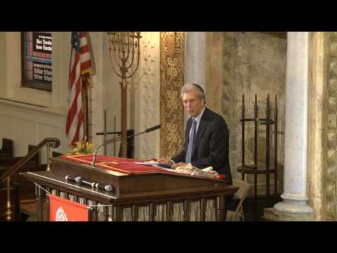 Ceremony of Rabbinical Ordination and Cantorial Investiture 2017