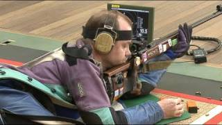 50m Rifle Prone Men Highlights - ISSF World Cup Series 2011, Rifle & Pistol Stage 3, Changwon (KOR)