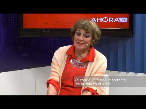 AHORA TV | María Mercedes Mitsuko Garay - Parte 1