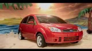 Ford Fiesta 2008   Filme  quot;Rosa quot;