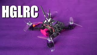 HGLRC Hornet 120 vs Mini Fight
