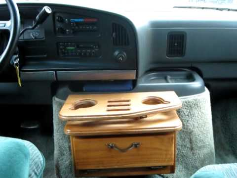 1992 Ford E 150 Conversion Van Interior 3 Youtube