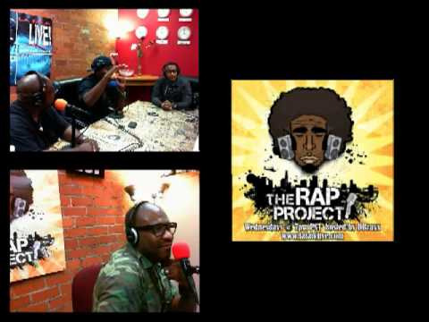 The Rap Project w' DBraxx