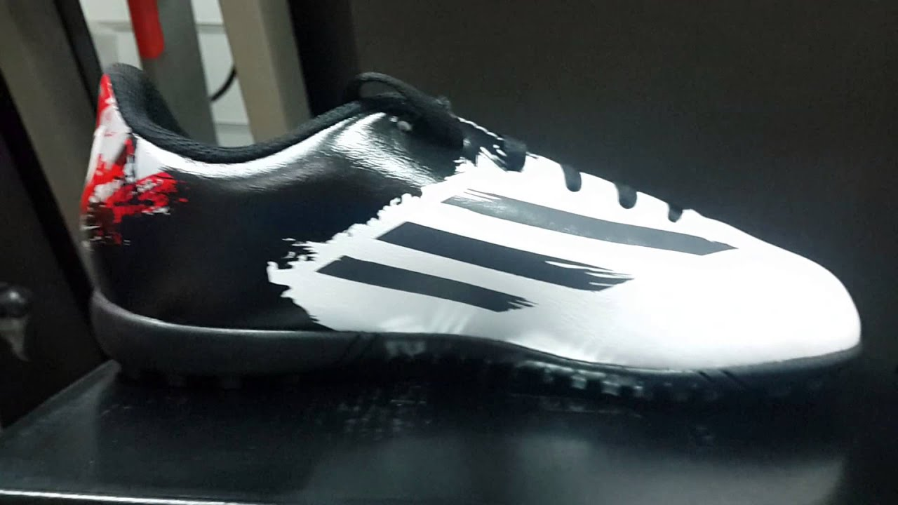 Adidas New F50 Messi 10.4 TF Fast Review 2015