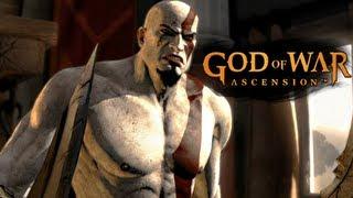 God of War: Ascension All Cutscenes Movie - God of War 4 Kratos