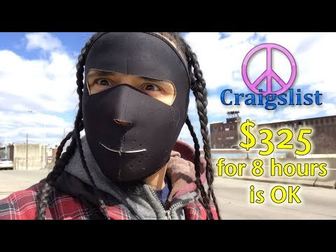 Vlog 75 : How To Find TV/VIDEO/RADIO Jobs On CRAIGSLIST