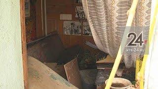Погибшая в Шингальчах бабушка не смогла выбраться из горящего дома