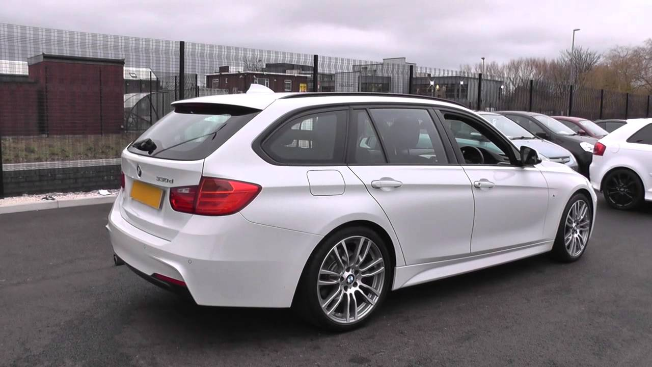 bmw 330d m sport touring auto u6794 youtube. Black Bedroom Furniture Sets. Home Design Ideas