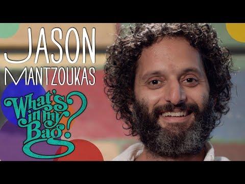 Jason Mantzoukas - What's in My Bag? thumbnail