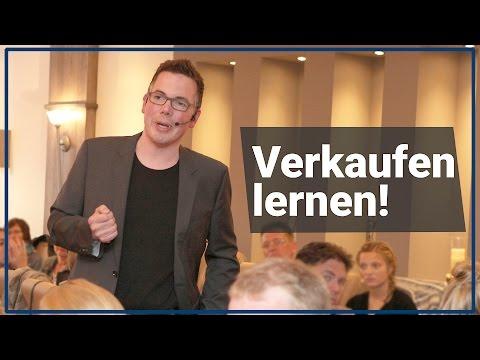 Wie Du leichter verkaufst und Deine Umsätze erhöhst - Verkaufstrainer Oliver Schumacher