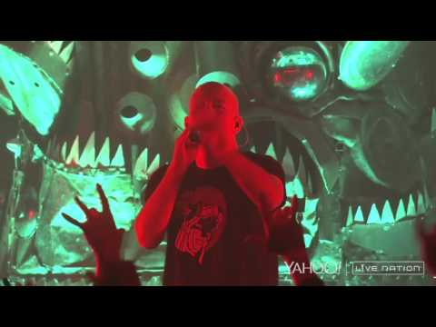 Infected Mushroom live at Theatre of Living Arts, Philadelphia (2016-01-08)