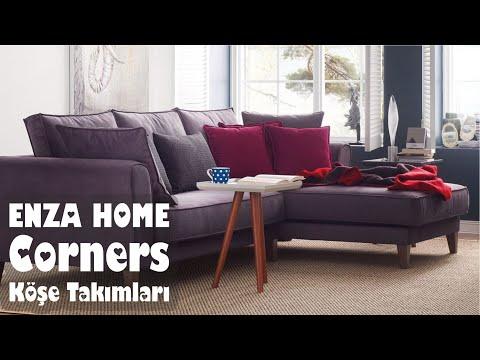 ENZA HOME Corners Köşe Takımları & Fiyatları