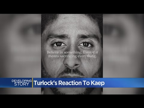 Turlock's Reaction To Kaep