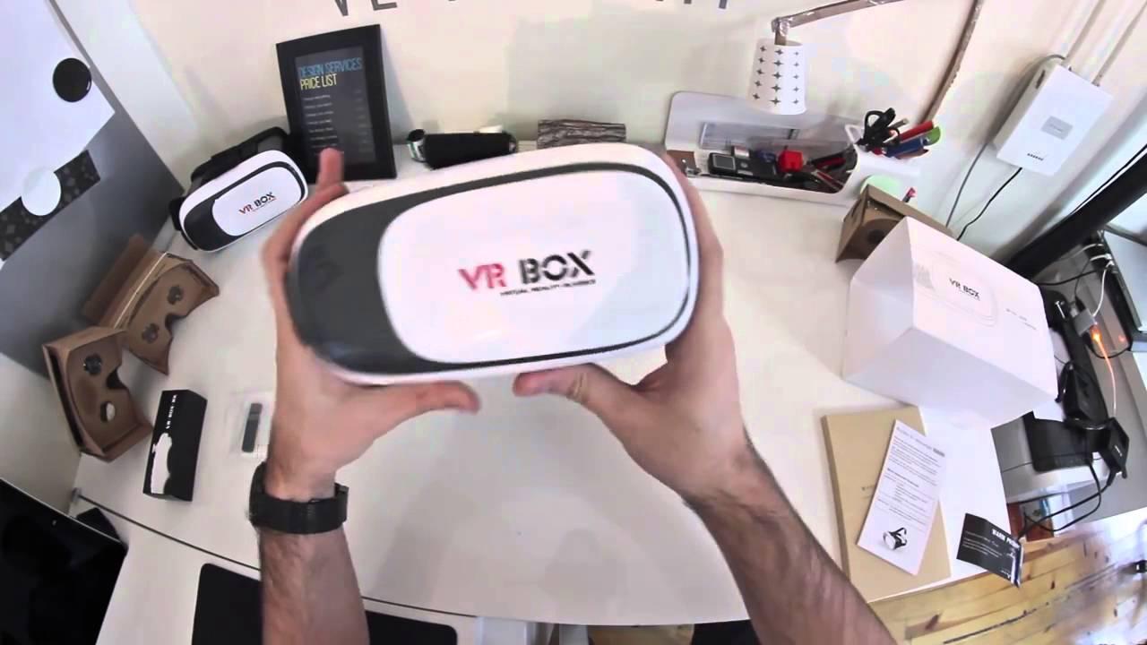 Очки виртуальной реальности 3d vr box 2 купить спарк комбо недорогой в пенза