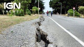 'Anti-Earthquake' Beds Swallow Sleepers Whole - IGN News