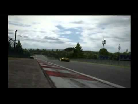 Gran Turismo 4 Lister Storm V12 Race Car