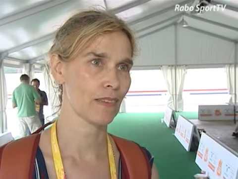 Beijing: Bettine Vriesekoop over leven, sport en werk in China