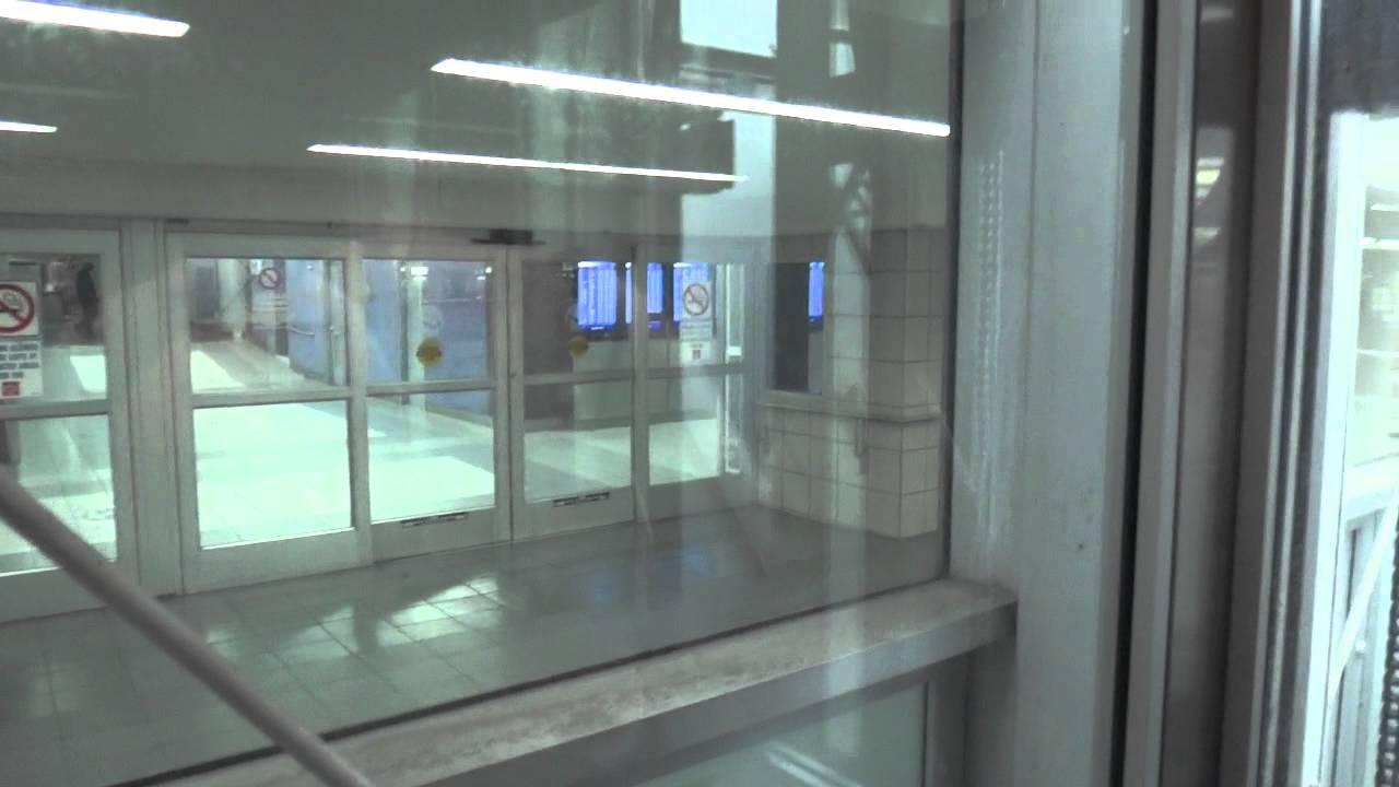 Garage Parking Stop >> Scenic Schindler Hydraulic Elevators at Lambert Airport ...