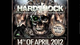 Rudeboy & T-junction @ Hardshock Festival 2012