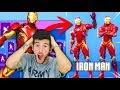 CONSIGO LA SKIN DE *IRON MAN* EN FORTNITE ! (REAL) - Makigames
