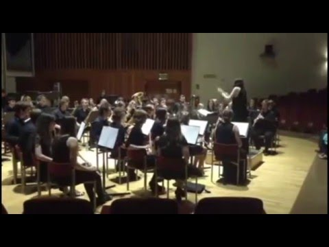 March to the Scaffold - University of York Concert Band