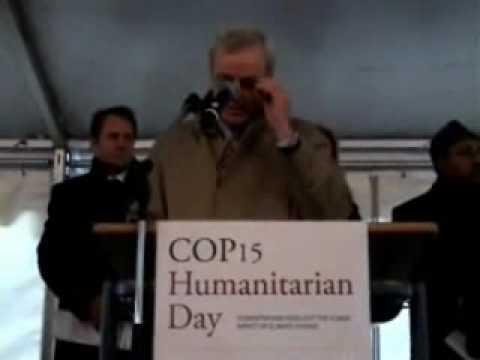 John Holmes Un Under Sec Gen For Ha Dec 15 Copenhagen Youtube