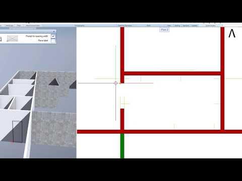 QuickStart lesson 5 - Ground floor