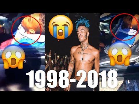 XXXTENTACION est MORT !! 😱😱 VIDÉO 🔞 + message vidéo avant sa MORT😭💔 [RIP]