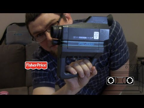 fisher-price-pxl2000-video-camera-review.-camcorder-that-uses-cassette-tapes