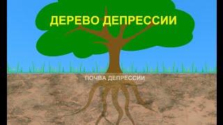 Дерево депрессии мультфильм