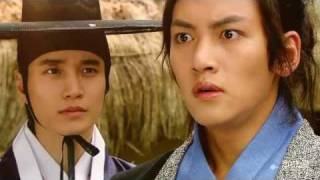 Don't leave me like this    Dong Soo & Yeo Woon    Warrior Baek Dong Soo [reupload]