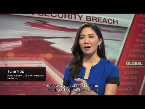 [Case Study] Samsung SMART LED Signage - Mediacorp & Channel News Asia