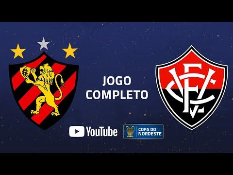 AO VIVO: Sport x Vitória | 2ª rodada | Copa do Nordeste 2020