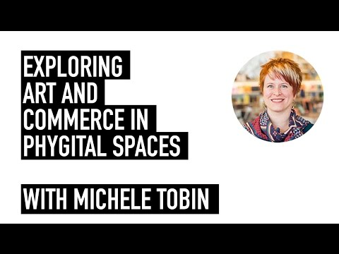 Exploring Art and Commerce in Phygital Spaces | 2016 Summit on E-Commerce in Museums