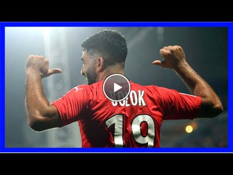 Gurbetçi futbolcu umut bozok'tan bir sezonda 3. hat-trick!