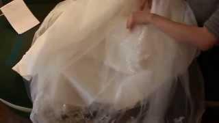 Свадебное платье из Китая. Обзор AliExpress.